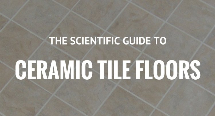 how to clean ceramic tile floors tidy