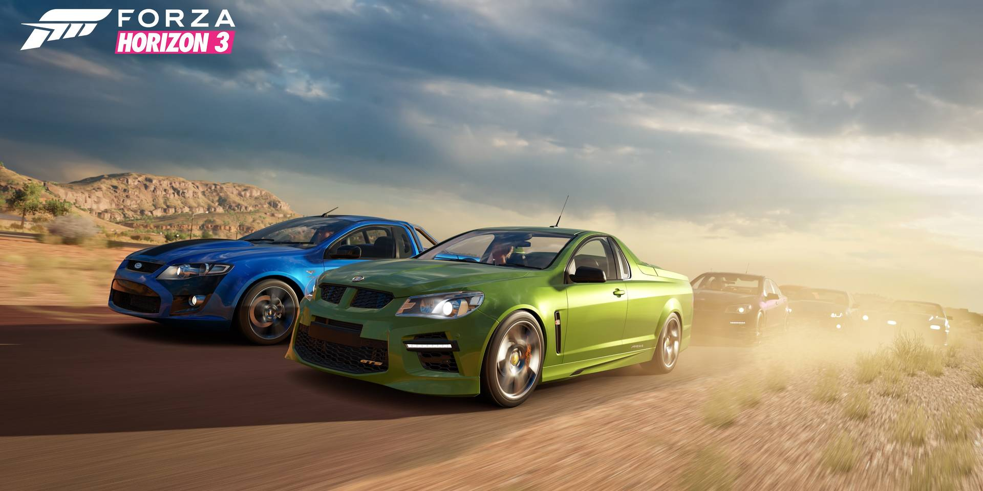 Forza Horizon 3 Demo Now Available On Xbox One With Online