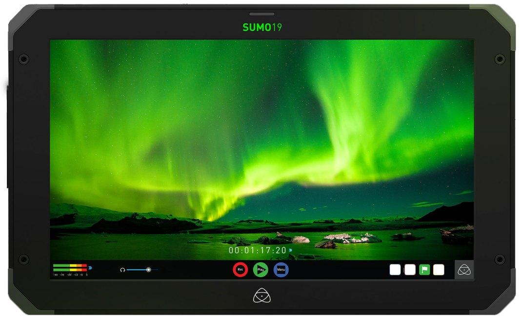 Atomos Sumo 19 | Best External Camera Screens Monitors