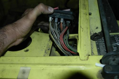 small resolution of electrical and ignition labelling wiring harness