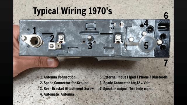 1970 Porsche Wiring Diagram