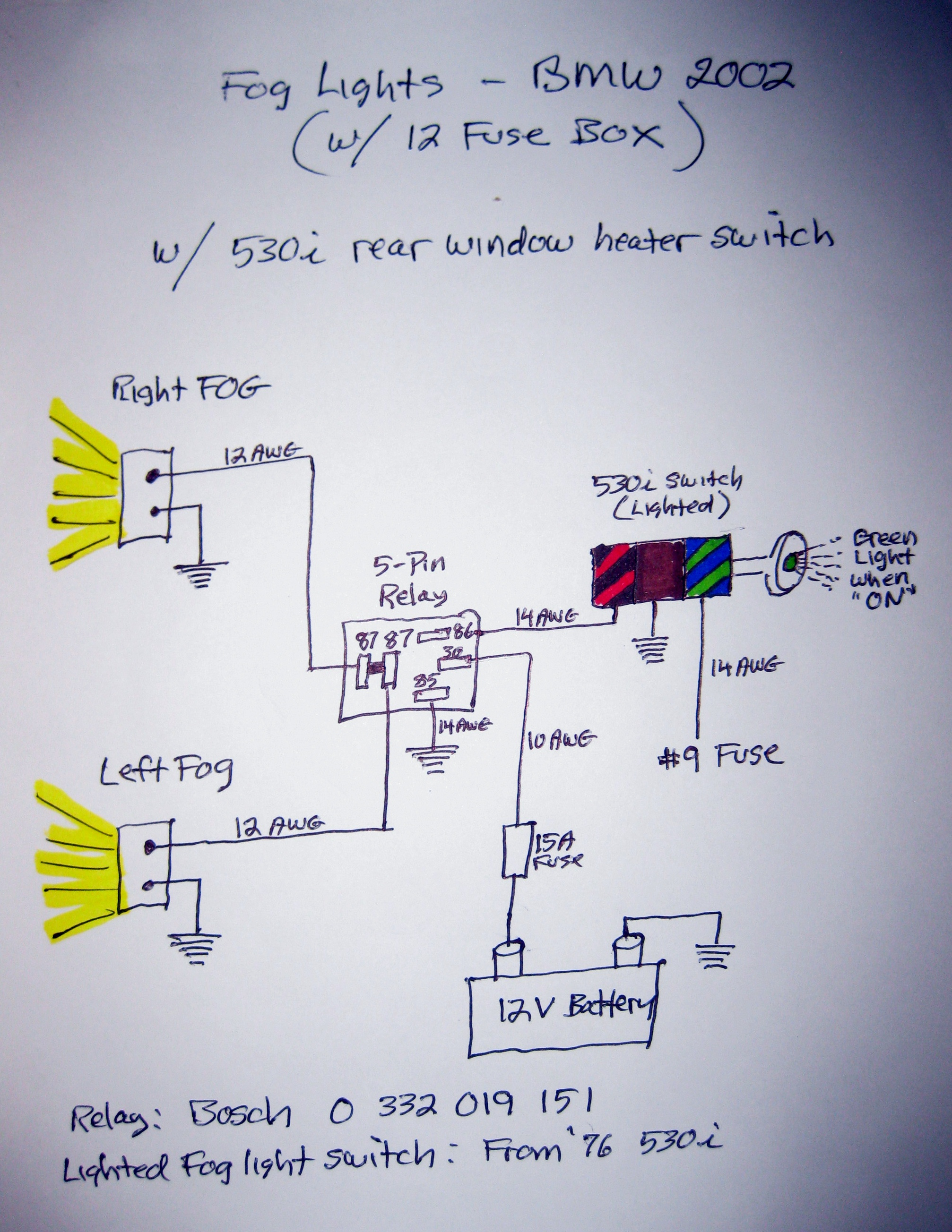 Not Enough To Illuminate The Bulbs Here Is The Typical Wiring Diagram