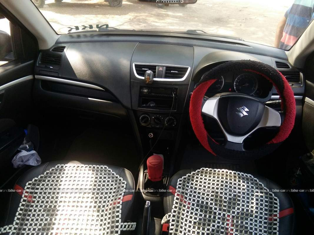 Used Maruti Suzuki Swift Vdi In Hyderabad 2012 Model