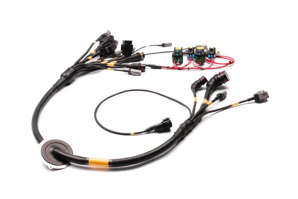 Race Spec R35 GT-R GT1R Ultra Engine Loom Package