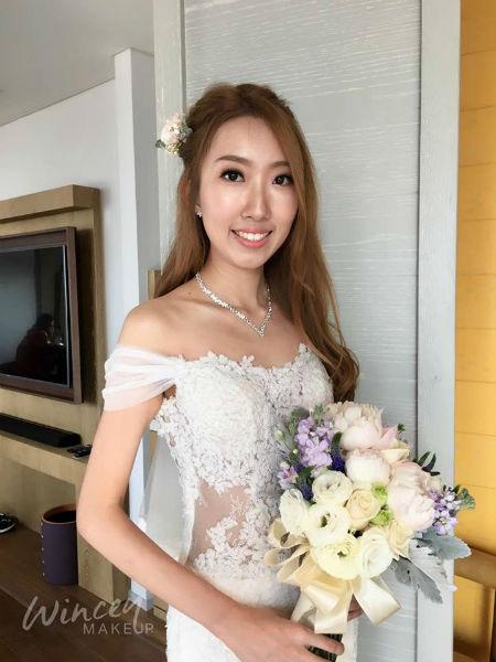Bridal Makeup Artist Wincey Make Up Studio 1