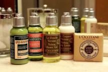 Hotels Provide Amenities Luxury Skincare