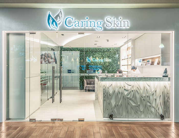 Caring Skin A+ Hydrogen Treatment Store