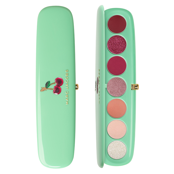 Marc Jacobs Beauty Very Merry Cherry Collection Eye Conic Eye Palette