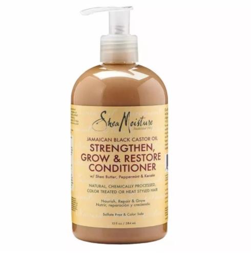 Sheamoisture Jamaican Black Castor Oil Strengthen And Restore Conditioner