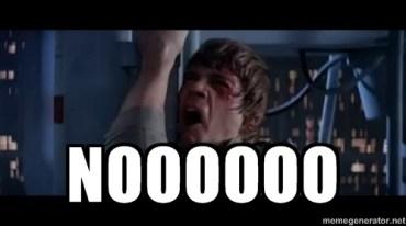 Skywalker nooo