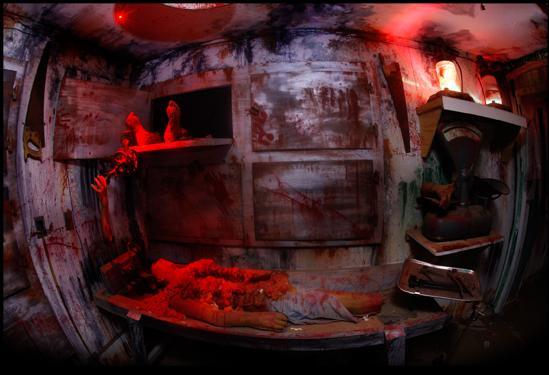 Spook House Ideas House Ideas