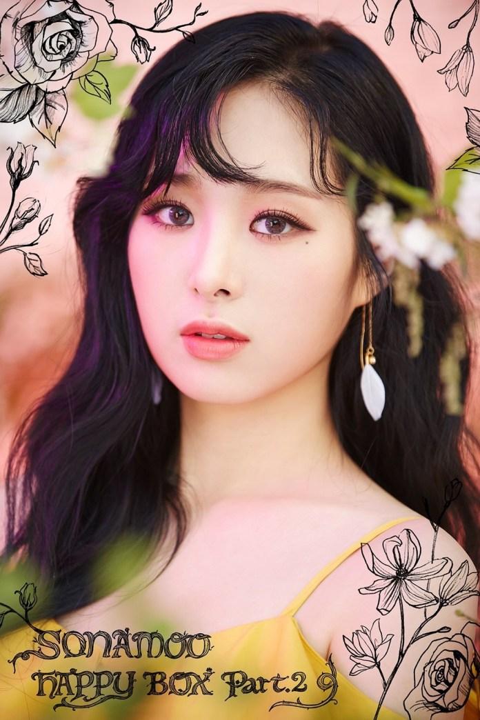 Thông tin thành viên Minjae - Sonamoo