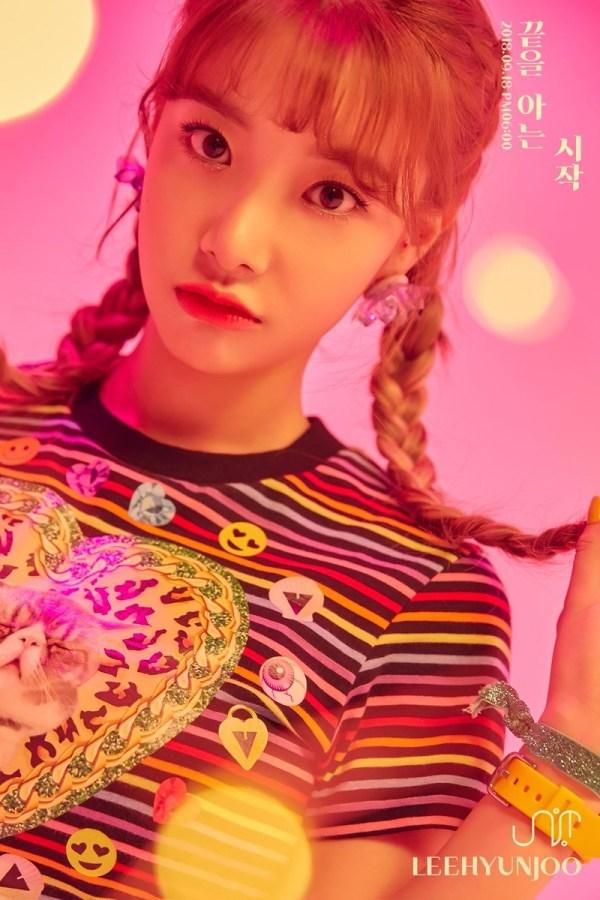 Thành viên Hyunjoo -UNI.T