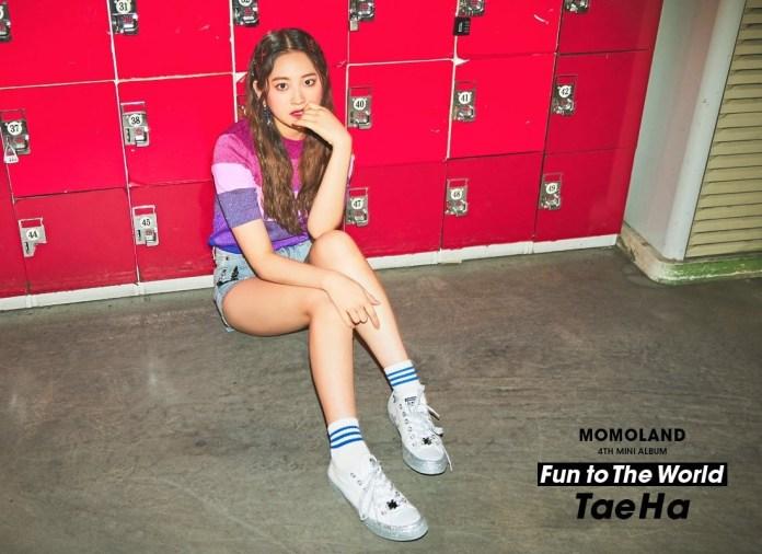 Taeha Momoland