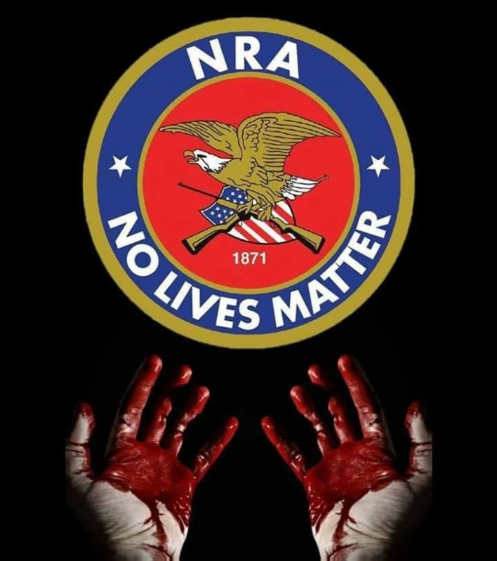 NRA  No Lives Matter