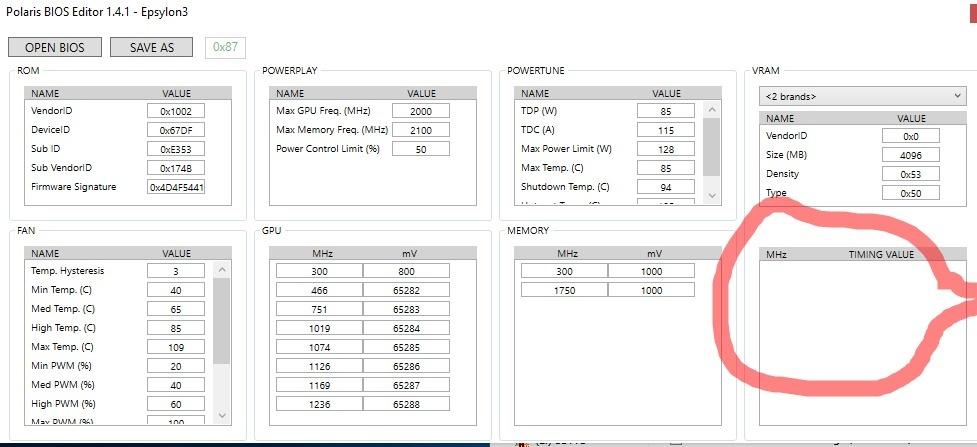 Sapphire RX 470 Nitro+ OC 4GB Bios Flash / Mod Tutorial