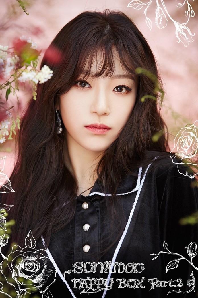 Thông tin thành viên Sumin - Sonamoo