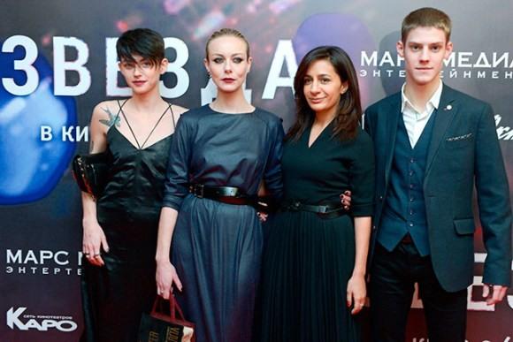 Неделя российского кино стартует в Берлине фильмом Анны Меликян «Звезда»