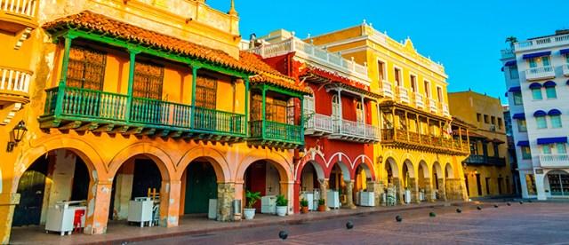Viajes a Cartagena de Indias, Colombia