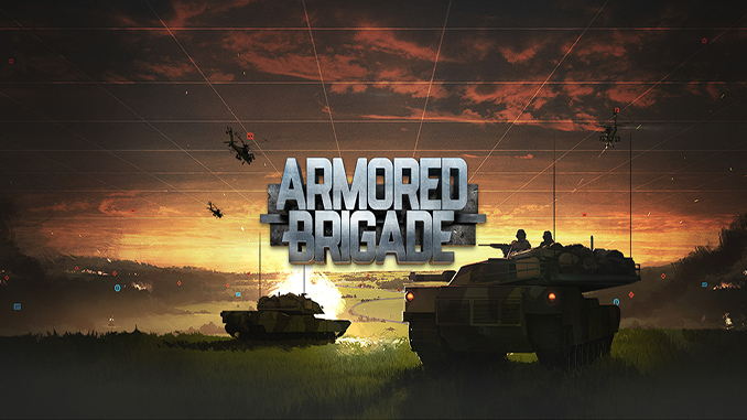 Armored Brigade Complete