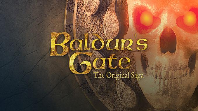 Baldur's Gate: The Original Saga