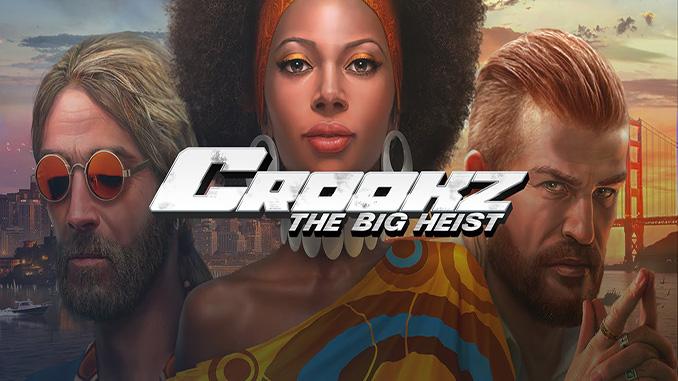 Crookz: The Big Heist