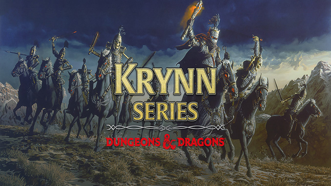 Dungeons & Dragons: Krynn Series