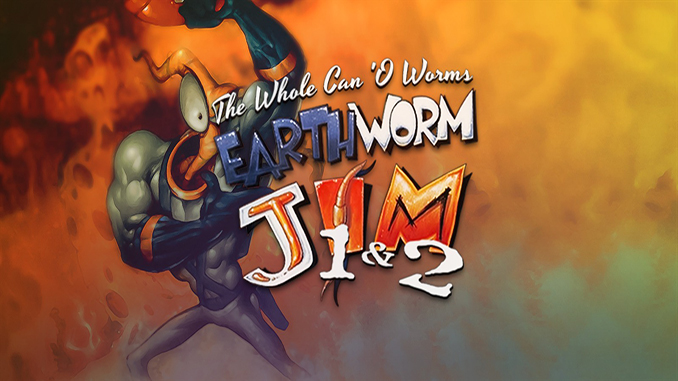 Earthworm Jim 1+2: The Whole Can 'O Worms