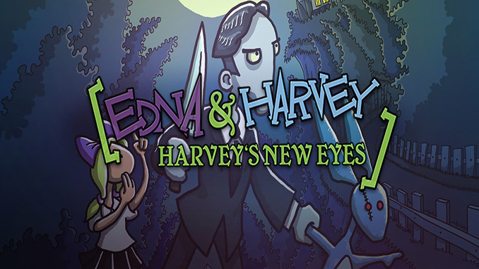 Edna & Harvey: The Breakout + Harvey's New Eyes