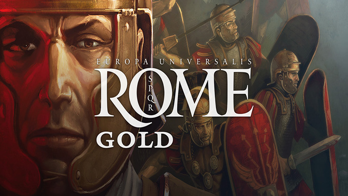 Europa Universalis: Rome Gold