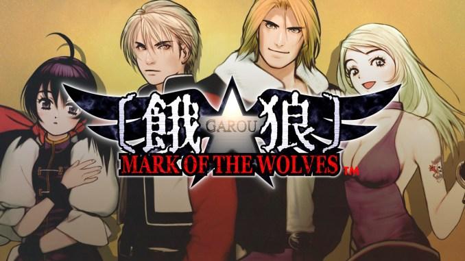 Garou: Mark of the Wolves