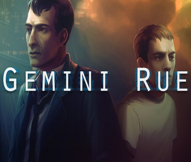 Gemini Rue Drm Free Pc Game Full Download Gog Games