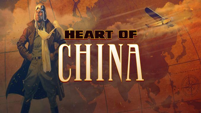 Heart of China