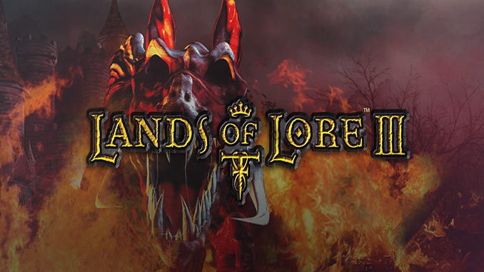 Lands of Lore 3