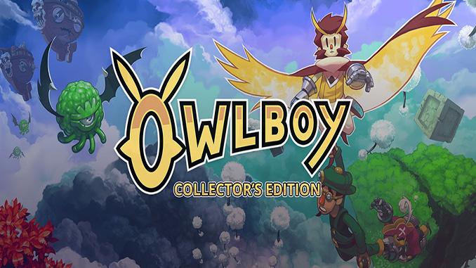 Owlboy Collector's Edition