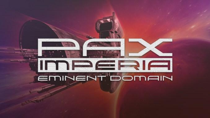 Pax Imperia - Eminent Domain