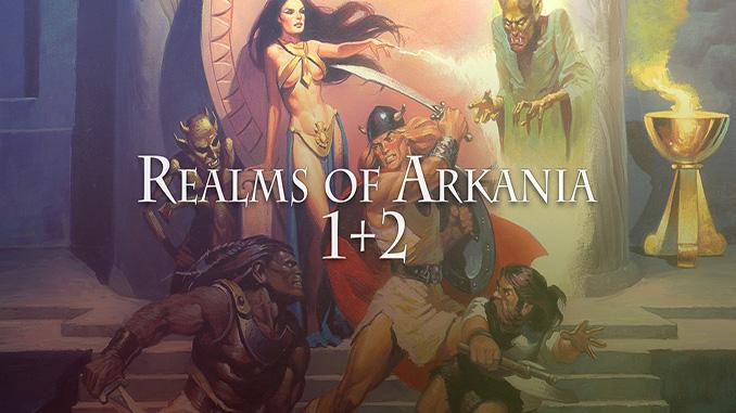 Realms of Arkania 1+2