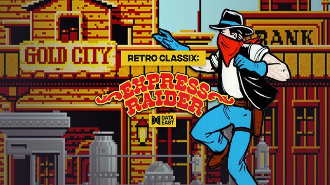 Retro Classix: Express Raider