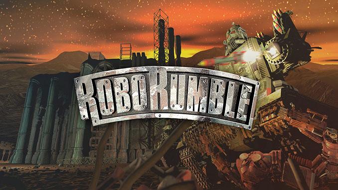 Robo Rumble