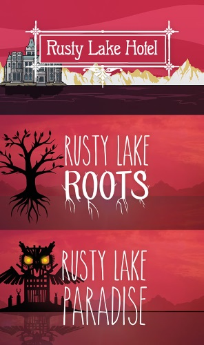 Rusty Lake Hotel + Roots + Paradise [Anthology]