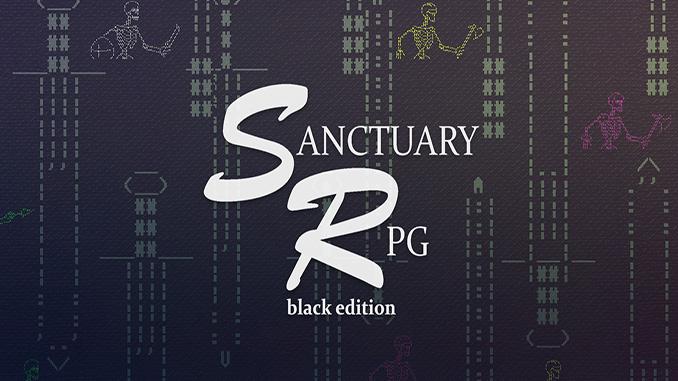 Sanctuary RPG: Black Edition