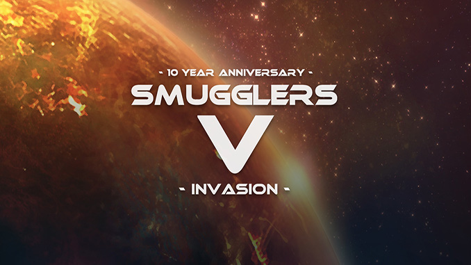 Smugglers V + Invasion