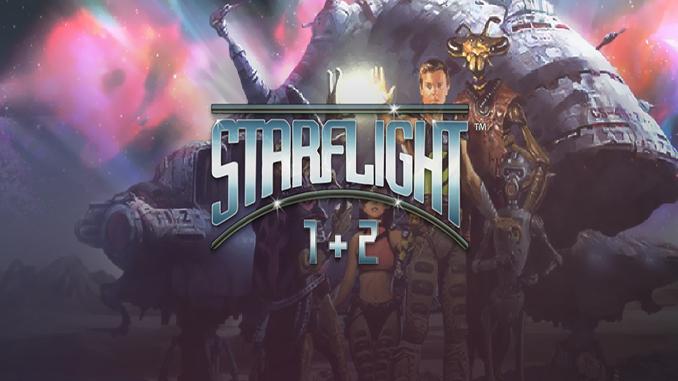 Starflight 1 + 2