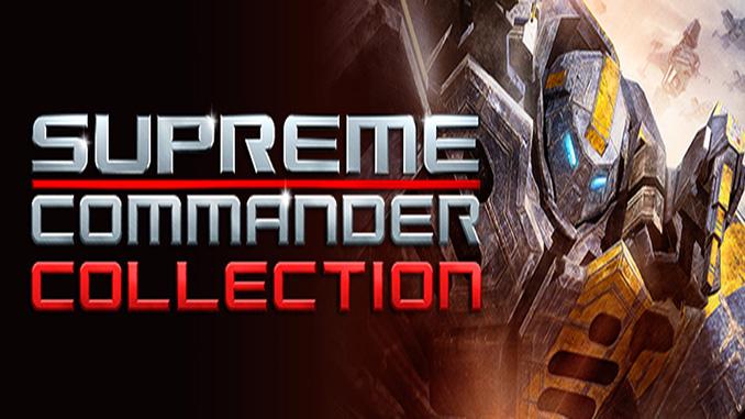 Supreme Commander (Complete)