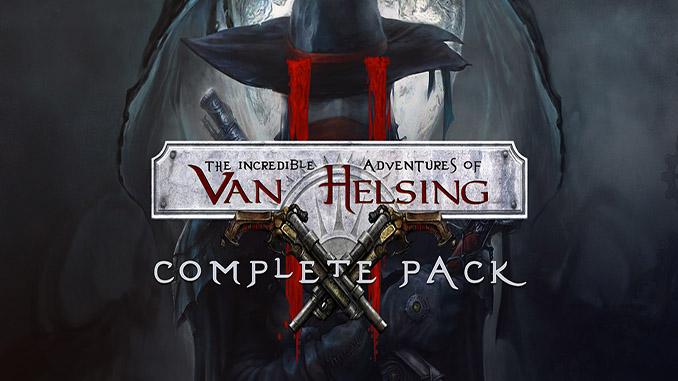 The Incredible Adventures of Van Helsing II - Complete Pack