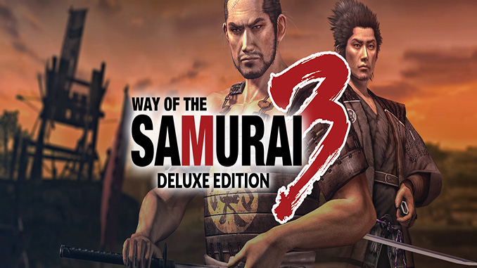 Way of the Samurai 3 - Deluxe Edition