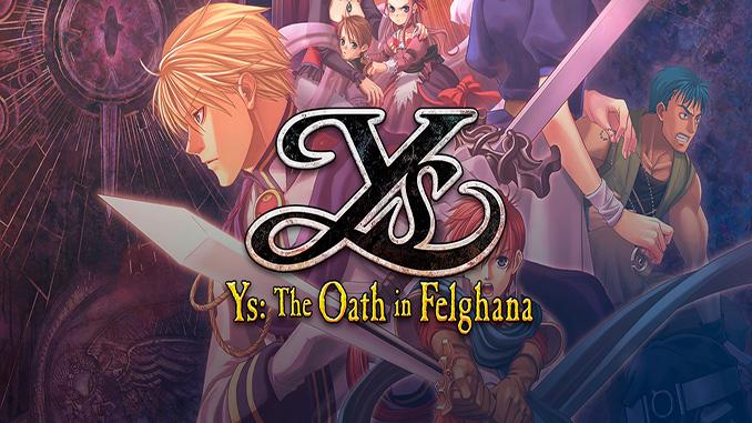 Ys: The Oath in Felghana