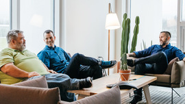 From 15-Person Production Shop to 130-Employee Digital Creative Agency