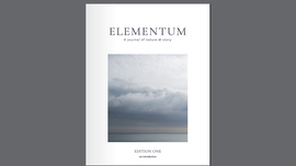 Elementum   A journal of Nature & Story