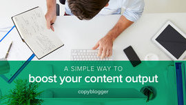 Use This Content Marketing Checklist to Skyrocket Your Productivity